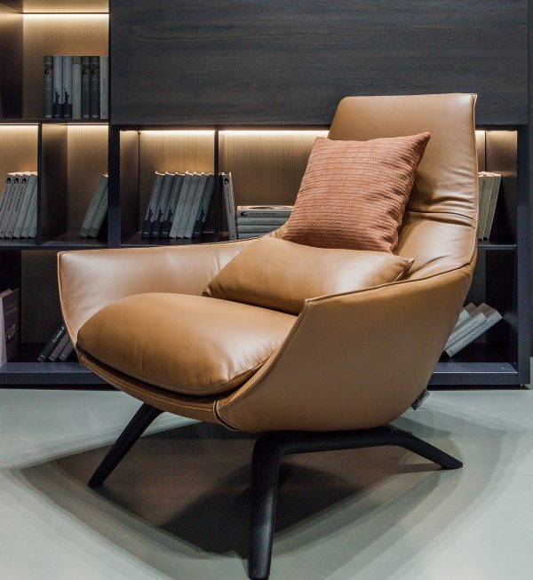 Кресло ERMES от MisuraEmme