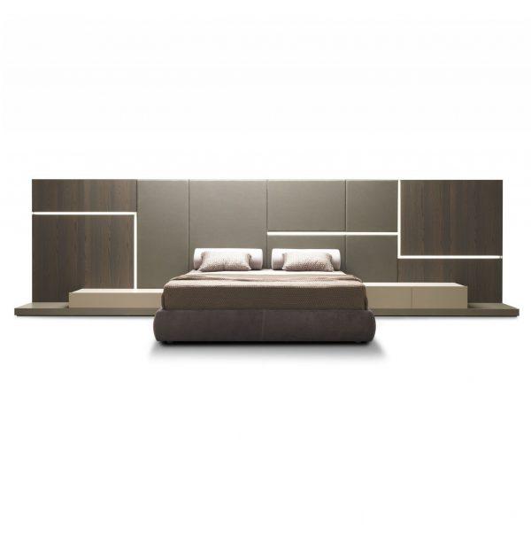 Кровать GHIROLETTO от MisuraEmme