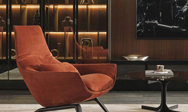 b ermes modern armchairs for living room misuraemme
