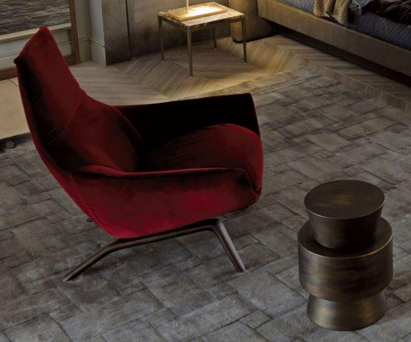 b ermes contemporary armchairs misuraemme