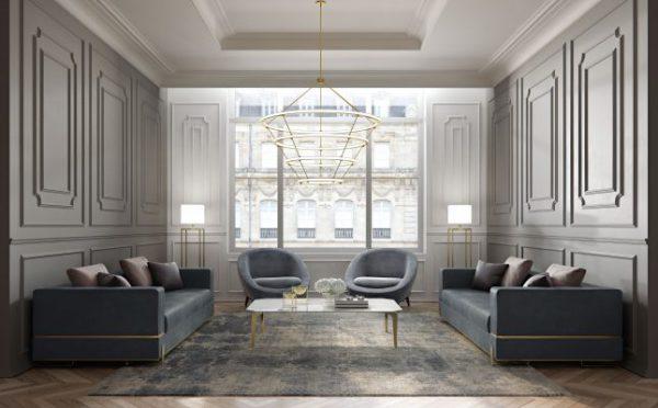 Grand sofa set