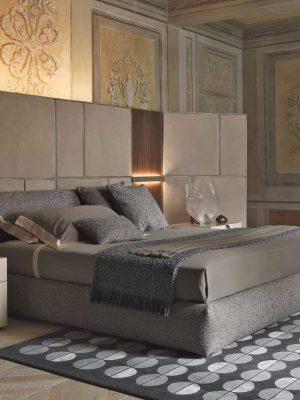 Кровать Merkurio