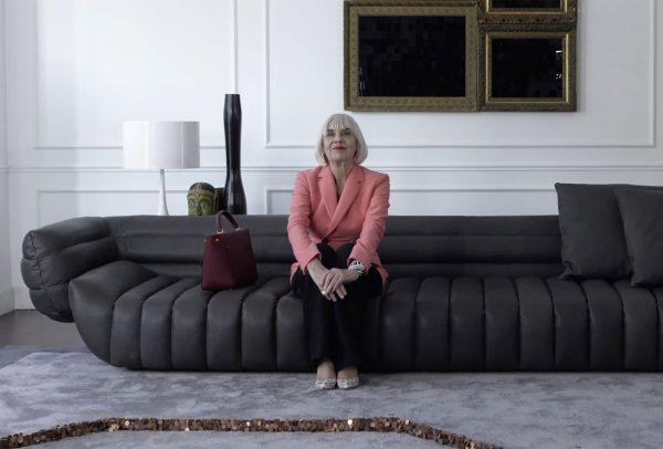 Элитный диван Tactile из Италии под заказ