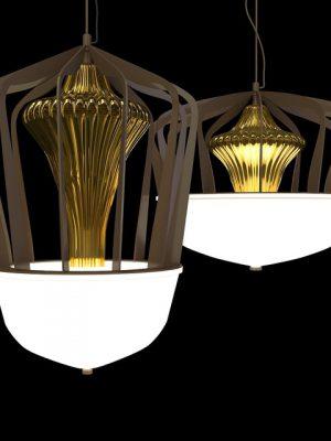 Подвесной светильник ROBIIN 7281