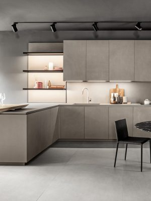 Кухня Progetto Ceramica Castagno